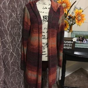 Maurice's Duster Cardigan